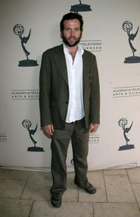 Eion Bailey at the Academy of Television Arts and Sciences Daytime Emmy Nominee Reception.