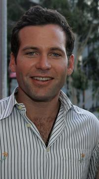 Eion Bailey at the day six of Australian Open.