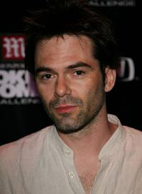 Billy Burke at the Mansionpoker.net Poker Dome Challenge.