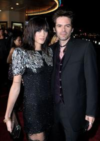 Billy Burke and Guest at the California premiere of