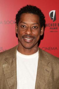 Orlando Jones at the New York premiere of