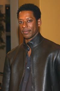 Orlando Jones at the premiere of