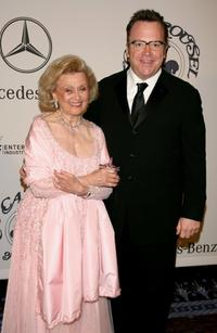 Tom Arnold and Barbara Davis at the 17th Mercedes-Benz Carousel of Hope Ball.