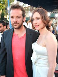 Peter Sarsgaard and Vera Farmiga at the California premiere of