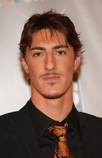 Eric Balfour at the International Radio and Television Award Dinner.
