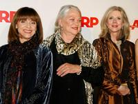Louise Fletcher, Blythe Danner and Valerie Harper at the 6th Annual Movies For Grownups Awards.
