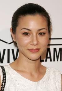 China Chow at the Viva Glam Casino to Benefit DIFFA.