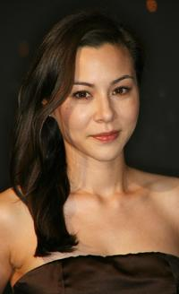 China Chow at the launch of Alexander McQueen's Flagship Boutique.