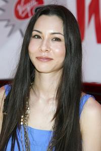 China Chow at the Virgin Mobile's Summer BBQ Tour 2005.