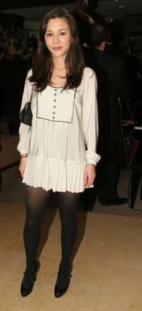 China Chow at the launch party of