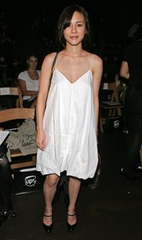 China Chow at the Erin Fetherston Spring 2007 Fashion show during the Olympus Fashion Week.