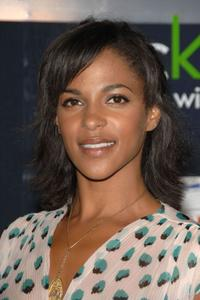 Megalyn Echikunwoke at the Declare Yourself 2008 Celebrates 18.