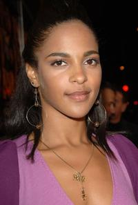 Megalyn Echikunwoke at the premiere of