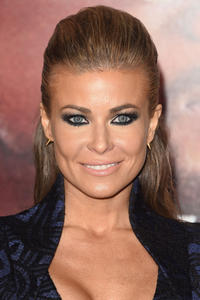 Carmen Electra at the premiere of