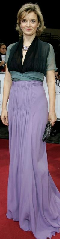 Lucy Russell at the 20th European Film Awards.