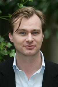 Christopher Nolan at the premiere of