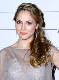 Brooke Nevin at the New York premiere of