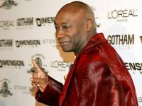 Michael Clarke Duncan at the premier of