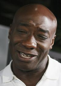 Michael Clarke Duncan at the special presentation of