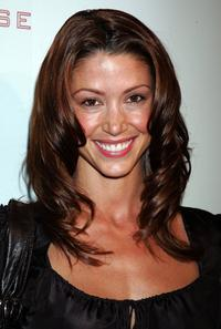 Shannon Elizabeth at the Stone Rose Lounge and Simon LA preview.
