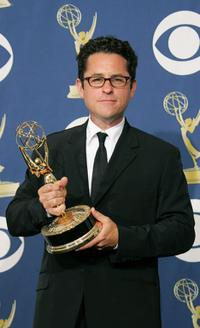 J.J. Abrams at the 57th Annual Emmy Awards.