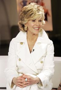 Jane Fonda at the 25th Anniversary DVD Launch and Cast Reunion party of