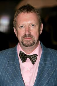 Mark Williams at the world premiere of