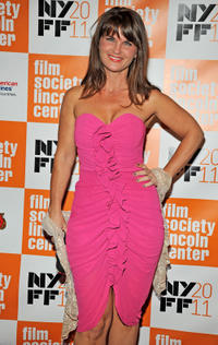 Mary Birdsong at the premiere of
