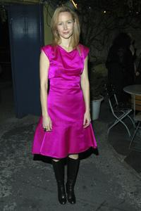 Megan Dodds at the after party of the opening of