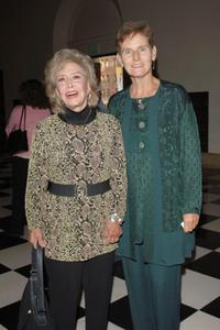 June Foray and Ruth Eliel at the 16th Annual Silent Film Gala screening of Charlie Chaplin's