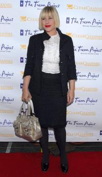 Patricia Arquette at the Trevor Project's 9th annual Cracked XMas
