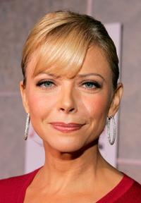 Faith Ford at the premiere of