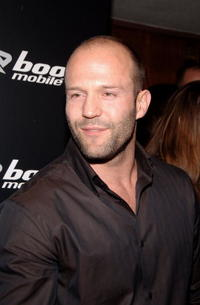Jason Statham at the Virgin Records & Boost Mobile VMA post-party.