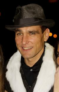 Vinnie Jones at the world premiere of