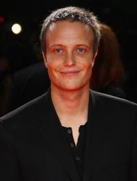 August Diehl at the First Steps Awards 2008.