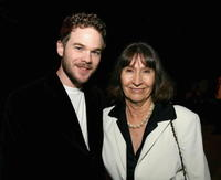 Shawn Ashmore and Caroline Pfieffer at the after party of the premiere of