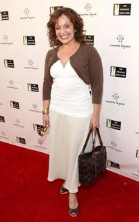 Marlene Forte at the Nanette Lepore and the Creative Coalition's Fashion Votes event.