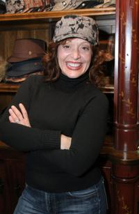 Marlene Forte at the Gibson Guitar and Entertainment Tonight celebrity hospitality lodge in the Miner's Club during the 2007 Sundance Film Festival.