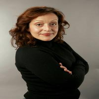 Marlene Forte at the 2007 Sundance Film Festival.
