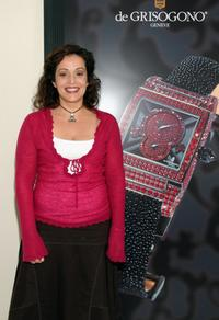 Marlene Forte at the DeGrisogono Pre Award Viewing of
