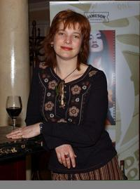 Kerry Fox at the Jameson Dublin International Film Festival Launch.