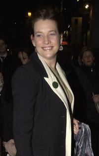 Kerry Fox at the UK charity premiere of