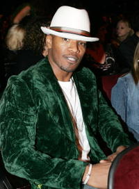 Jamie Foxx at the 32nd Annual American Music Awards.