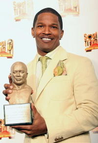 Jamie Foxx at the 20th Annual Soul Train Music Awards.