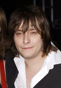 Edward Furlong at the premiere of