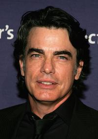 Peter Gallagher at the Alzheimers Associations 14th annual