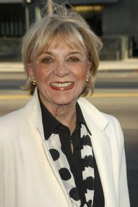 Beverly Garland at the Los Angeles premiere screening of