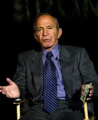 Ben Gazzara at the Lit By Lightning: Tennessee Williams Today panel at Tribeca Theater Festival.