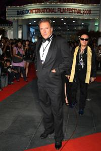 Armand Assante at the red carpet and gala screening of