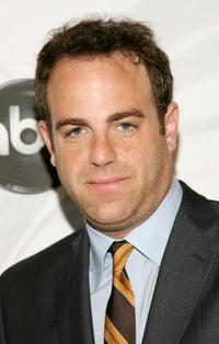 Paul Adelstein at the ABC Upfront presentation.